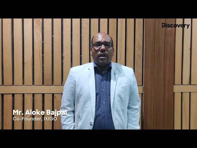 5 secrets to being a successful entrepreneur | Aloke Bajpai – co-founder of Ixigo | Discovery India
