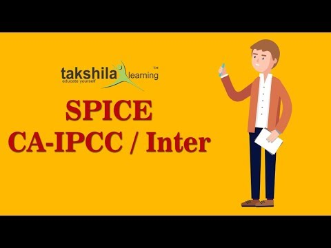 SPICE(SIMPLIFIED PROFORMA FOR INCORPORATING COMPANY ELECTRONICALLY)-for CA IPCC Law by CA Karan Shaw
