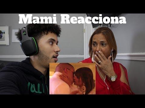 MAMI REACCIONA A Bad Bunny-😱Si Estuviésemos Juntos💔 ( Video Oficial )