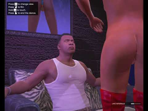 GTA 5 PC Franklin s Nude Lap Dance from YouTube · Duration:  4 minutes 39 seconds