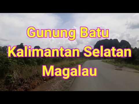 Ngeri !!! Melewati Gunung KAPUR Angker Kalimantan