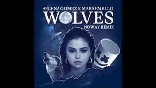 Selena Gomez X Marshmello - Wolves (Noway Remix)