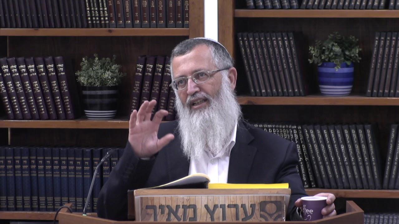 הלכות פסח - הרב מרדכי ענתבי - משנה ברורה חלק ב'