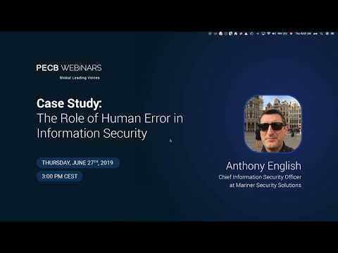 Case Study: The Role of Human Error in Information Security
