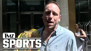 joey chestnut vs