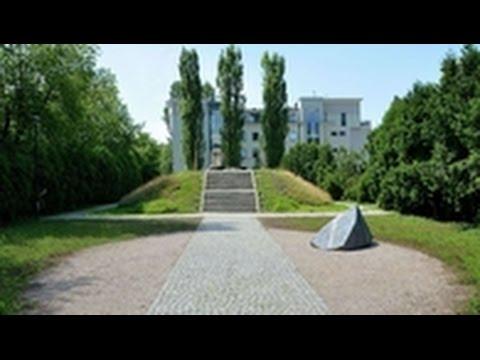 Anielewicz Mound, Miła 18 Warsaw Ghetto Poland