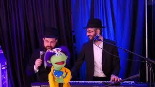 Purim Show: Mitzvah Blvd + Benny Friedman + Fitche Benshimon