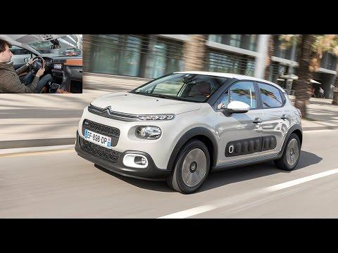 2017 Nouvelle Citroën C3 [ESSAI] : nos premières impressions au volant