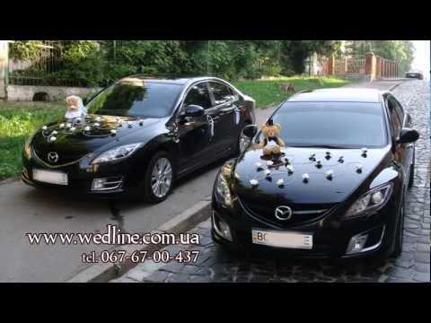 Украшение свадебных машин Киев смотреть в хорошем качестве