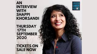 An Interview with Shappi Khorsandi