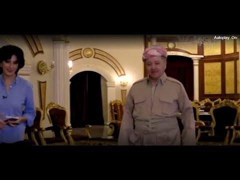 Parts of BBC Nafisseh Kouhnavard interview with Massoud Barzani about referendum of Kurdistan