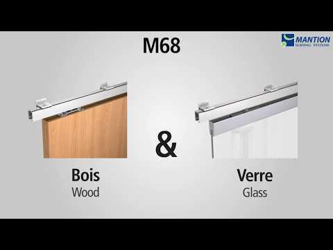 M68 - Damper Closer for doors upto 120kgs