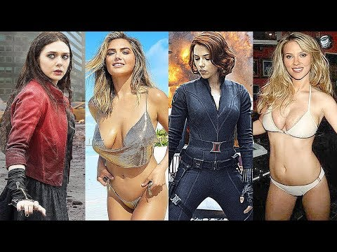 Elizabeth Olsen vs Scarlett Johansson Transformation ★ 2019 from YouTube · Duration:  10 minutes 9 seconds