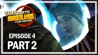 Tales From the Borderlands Episode 4 - Part 2 Escape Plan Bravo Gameplay Walkthrough