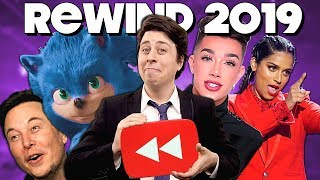 YouTube Rewind 2019 but it's super depressing
