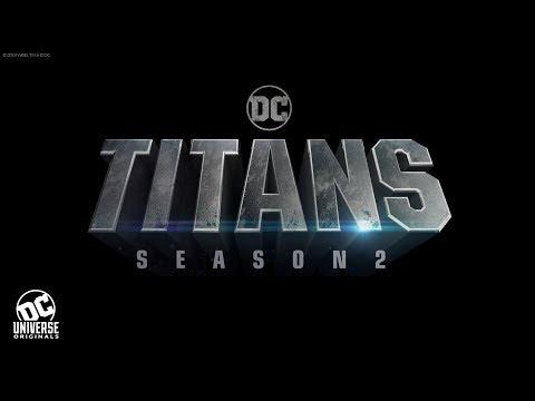Titans Season 2 | First Look | DC Universe | The Ultimate Membership [CC Version]