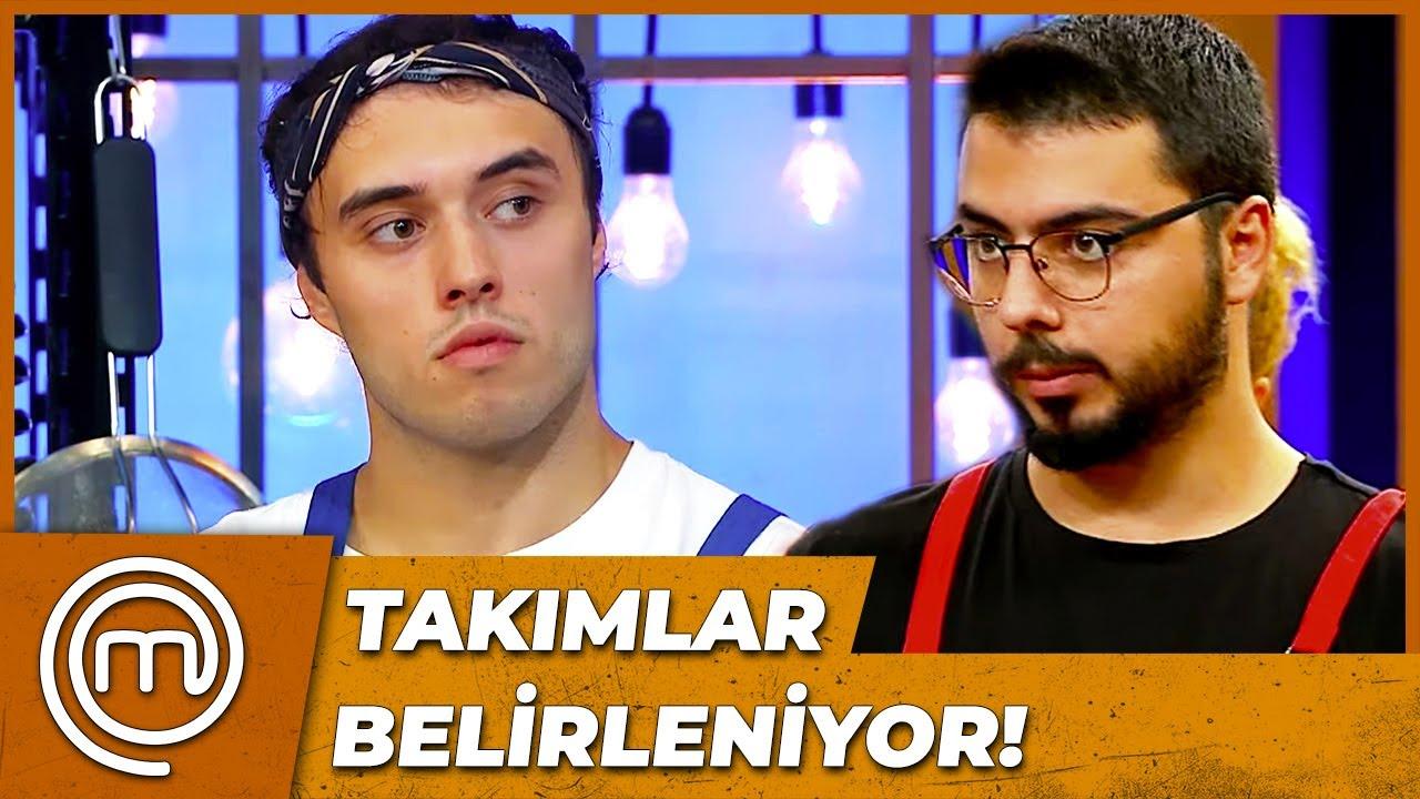 KAPTANLAR TAKIMLARINI BELİRLEDİ!   MasterChef Türkiye 91.Bölüm