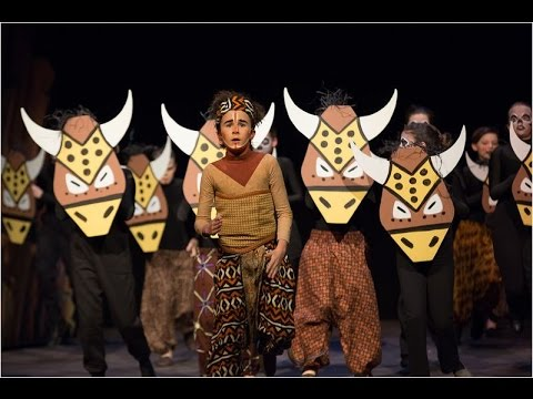 Smes The Lion King 2016 Quot The Stampede Quot Quot The Mourning