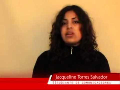 Video Curriculum - Jacqueline Torres Salvador