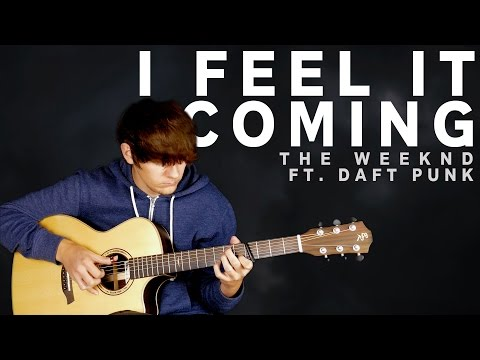 I Feel It Coming - The Weeknd ft. Daft...