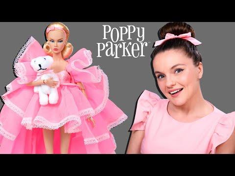 ЭТО НЕ БАРБИ! Обзор и распаковка Poppy Parker Powder Puff 2019
