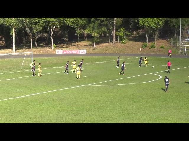 Nico Pacheco vs Once Deportivo