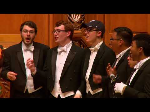 Anything Goes - The Yale Whiffenpoofs of 2018