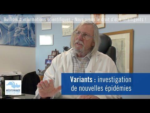Variants : investigation de nouvelles épidémies