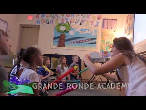 Bring Them Up - Grande Ronde Academy Promo