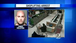 Lake Co. deputy accused of stealing from Walmart