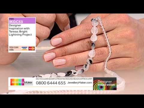 JewelleryMaker DI 26/01/14 - How to Make Wirework Jewellery