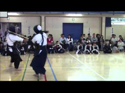日本剣道協会 【Martial Arts Kendo 2015】 - YouTube