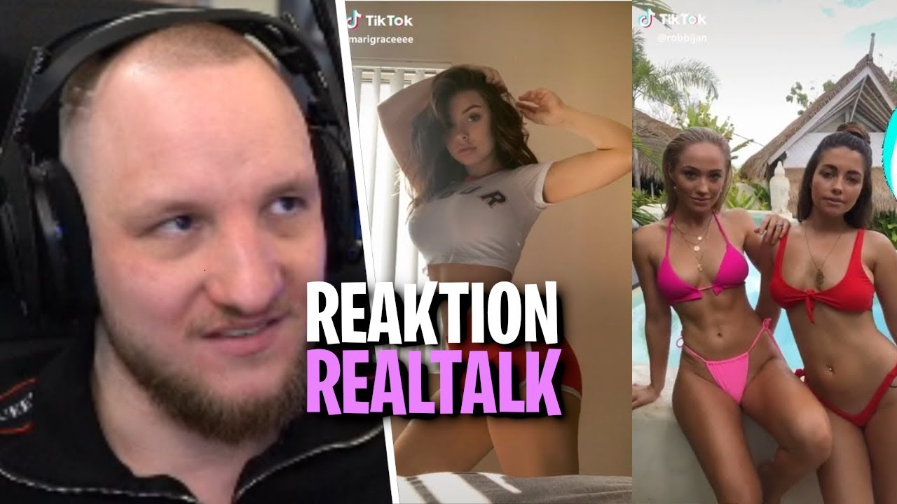 XXL REAKTION auf Dokumentation über TIK TOK - REALTALK | ELoTRiX Livestream Highlights
