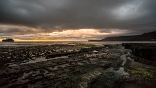 How To Photograph a Sunrise at the Tessellated Pavement in Tasmania, Australia by Jason Lanier