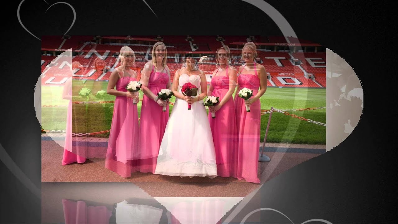OLD TRAFFORD FOOTBALL CLUB WEDDING PHOTOGRAPHS GBP50 PER HOUR PHOTOGRAPHER GREAT PRICES REVIEWS