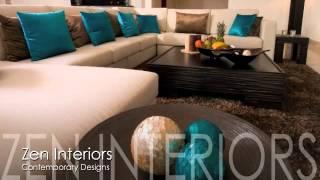Zen Interiors Dubai - Contemporary Furniture Collection