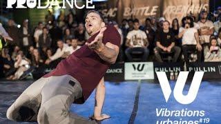 B-Boy Niek   Pessac Battle Arena 2016