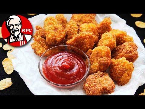 Настоящие Куриные Наггетсы KFC ♥ Как Приготовить Наггетсы ♥ Рецепты NK cooking
