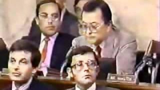 REX 84 Brooks-North-Inouye Iran Contra.