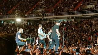 In my place - Coldplay A Head Full Of Dreams Tour, Bangkok 2017