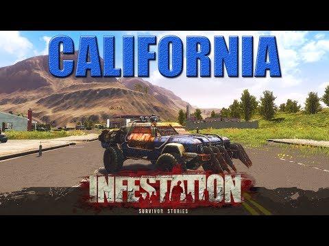 NOWA MAPA: CALIFORNIA (pierwsze wrażenia) - Patch 18.12.2013 - Infestation: Survivor Stories
