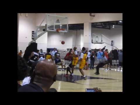 Christian Guess (18/Ohio Basketball Club )  - 2017 Adidas Summer Championships