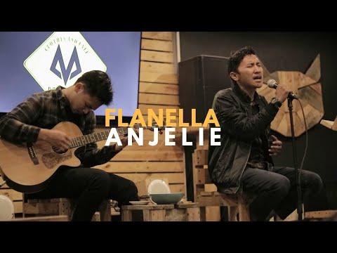 Free Download Flanella - Anjelie (cover)   Halik Kusuma Feat Uel Mp3 dan Mp4