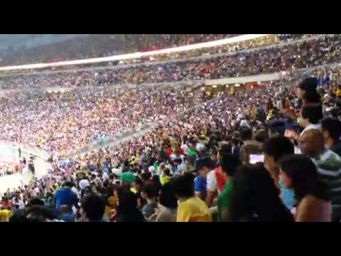 First full house Kallang Wave at the Singapore National Stadium