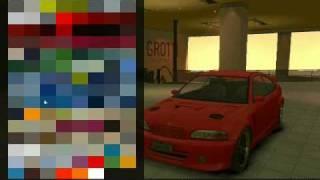 Repeat youtube video GTA IV - Vehicle Selector - GTA IV PC Tuning Mod