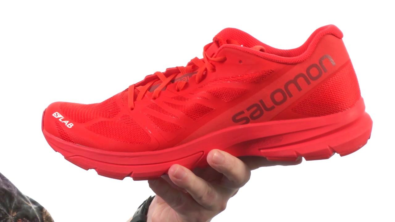 Salomon S-Lab Sonic 2 SKU:8798181 - YouTube