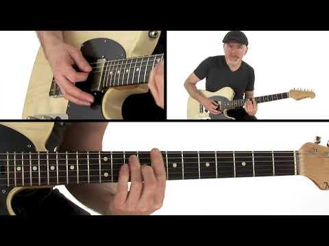 Worried Life Blues (Eric Clapton) Guitar Lesson - Breakdown - Jeff McErlain mp3
