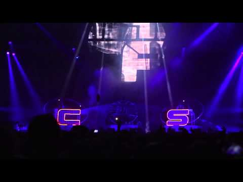 Chase & Status Smash To PIeces  from Londons O2 Arena