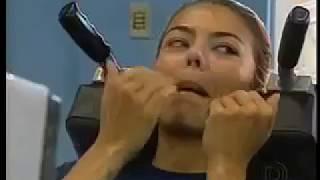 Leila Barros no Dia de Musa   Esporte Espetacular