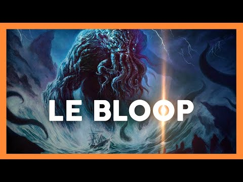 MYST #01 - LE BLOOP (Lovecraft vs des glaçons)
